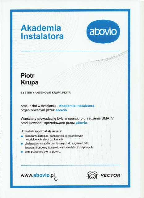 Certyfikat-abovio-2013
