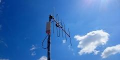 Antena DAB+ oraz Internetowa