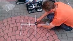 Składanie anteny DAB+