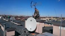 Ustawianie anteny radia cyfrowego DAB+