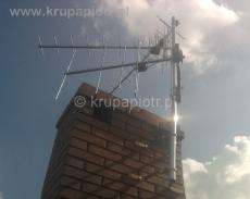 Komplet anten DAB+ DVB-T