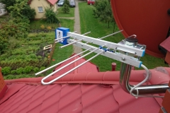Antena DVB-T BARCZAK MINI