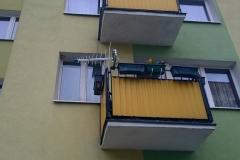 Antena DVB-T w polaryzacji pionowej