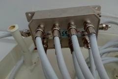 Przegląd instalacji- Rozdzielacz sygnału DVB-T TAP - Nałęczów