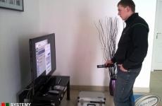 Ustawienie i konfiguracja telewizora DVB-T w mieszkaniu klienta
