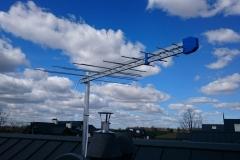 antena COMBO FM MUX8 MUX4 MUX3 MUX2 MUX1