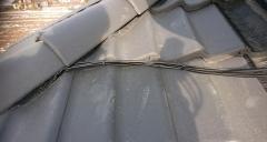 Bezinwazyjne przejście przewodów przez dach w budynku indywidualnym