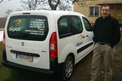 Podczas wizyty Dipol Sandomierz w Systemy Antenowe