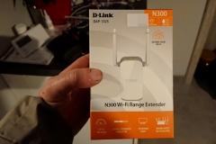 Uniwersalny wzmacniacz sieci bezprzewodowej, TP Link N300