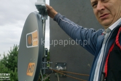 Montaż i ustawienie LTE