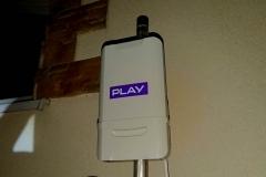 Montaż zestawu z najnowszą anteną - modemem zestawu Net Box Play