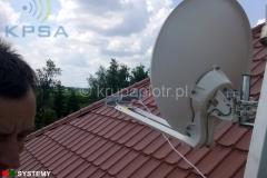Antena internetu Tooway
