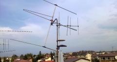 Niezezpieczne anteny na dachu